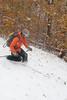 Early season skiing - Green Mountains, Vermont